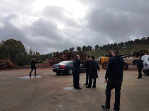 Aserraderos de villaviciosa presidente parlamento andaluz 1